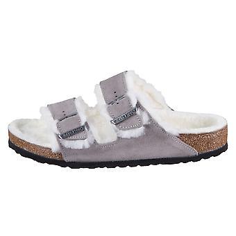Birkenstock Arizona Shearling 1017402 koti talvi naisten kengät