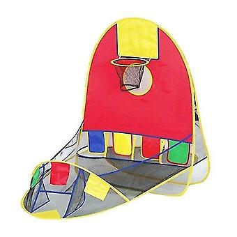 Play tents tunnels ball scoring tent children play tent game house dollhouse basketball basket tent beach lawn tent