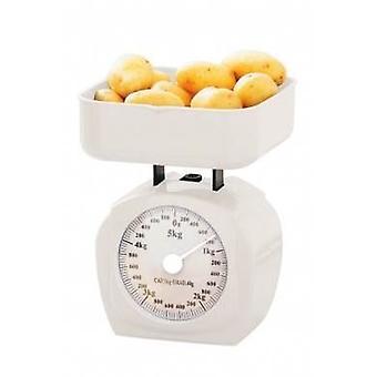 Balanza de cocina mecánica de 5kg