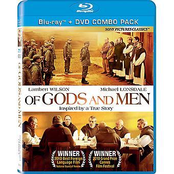 Der Götter & Männer [BLU-RAY] USA import
