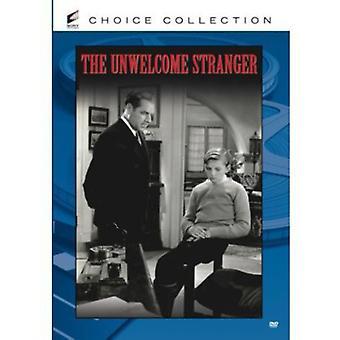 Unwelcome Stranger [DVD] USA import