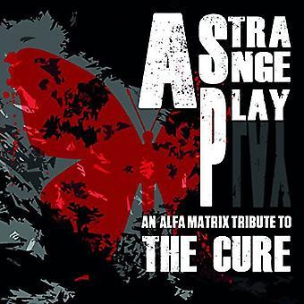 Diverse Artist - Alfa Matrix eerbetoon aan de Cure [CD] USA import