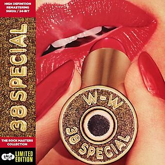 38 Special - Rockin Into the Night [CD] USA import