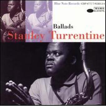 Stanley Turrentine - Ballads [CD] USA import