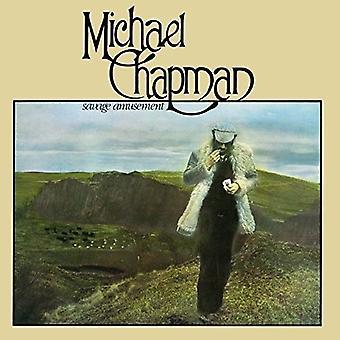 Michael Chapman - Chapman Michael-Savage Amusement [Vinyl] USA import