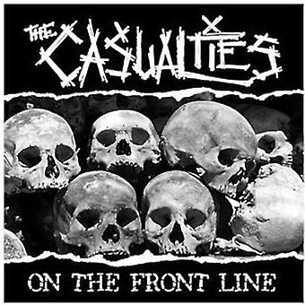 Casualties - On the Front Line [CD] USA import