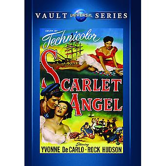 Scarlet Angel [DVD] USA importere