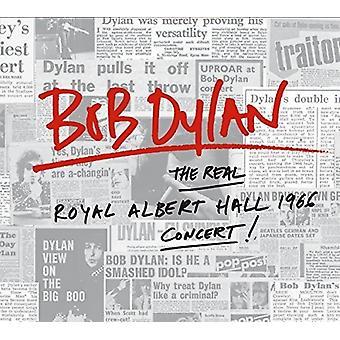 Bob Dylan - importación de Estados Unidos Real Royal Albert Hall 1966 concierto [vinilo]