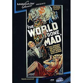 World Gone Mad (1933) [DVD] USA import