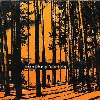 Stephen Fearing - Yellowjacket [CD] USA import