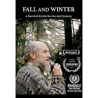 Fall and Winter [DVD] USA import