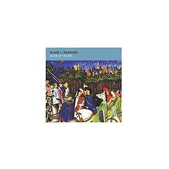 Blaine Reininger - Book of Hours [CD] USA import