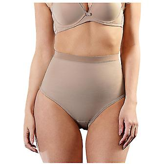 Esbelt ES263 Women's Nude Firm/Medium Control Slimming Shaping High Waist Brief