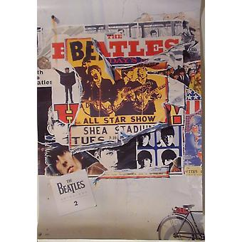 The Beatles Anthology 2 Poster