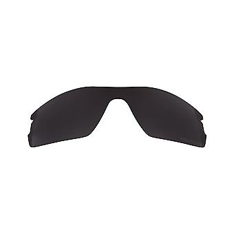 SEEK Replacement Lenses Compatible for Oakley RADAR PITCH Black
