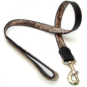 Vital Pet Products Faux Leather Dog Lead