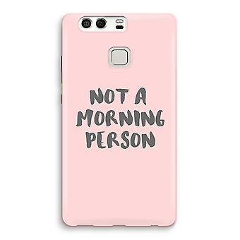 Huawei P9 fuld udskrive sag - morgen person