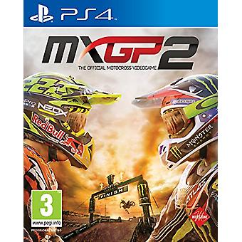 MXGP2 The Official Motocross Videogame (PS4) - New