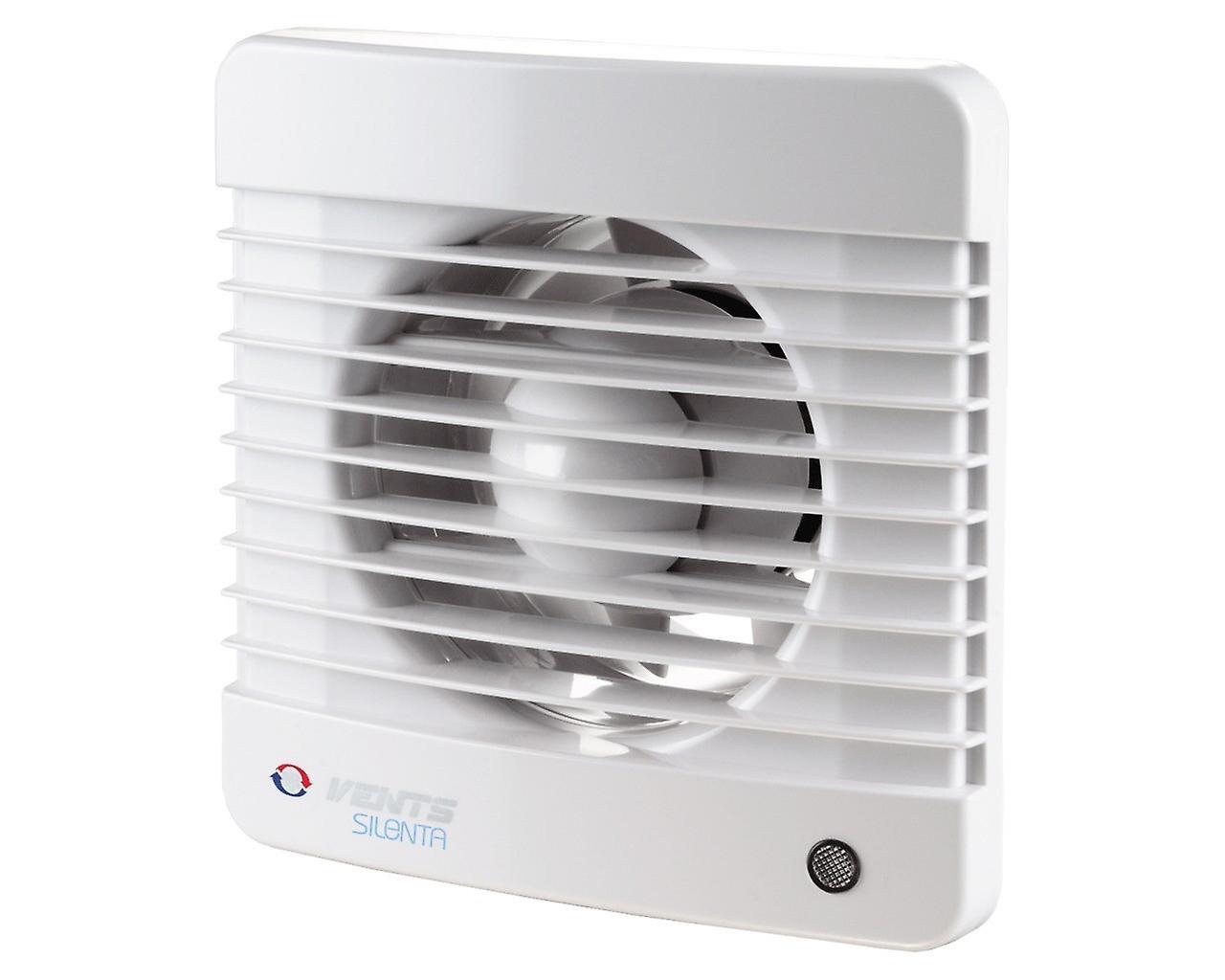 Vents Fan Energy Saving Bathroom Fan 125 Silenta-S Series to 148 m³//h ip34