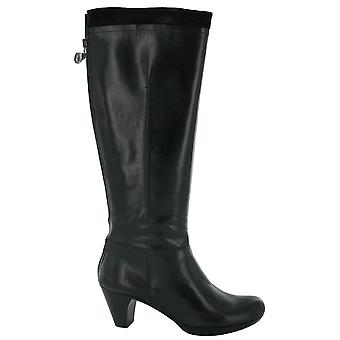 Riva Womens Toucan Leather Ladies Boot