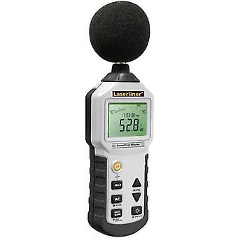 Laserliner SoundTest-MasterNoise level meter, sound measurement device with integrated long-term memory 31.5 Hz up to 8000 Hz