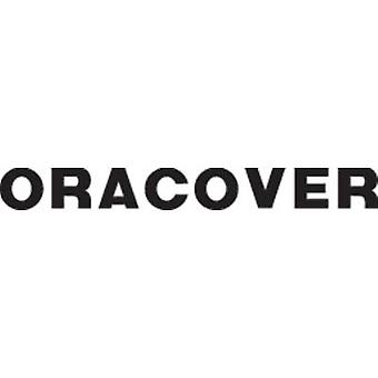 Postrzępionych krawędzi taśmy folią oracover, czteroczęściowe Oratex 10-020-020 (L x B) 20 m x 60 cm czerwony Fokker