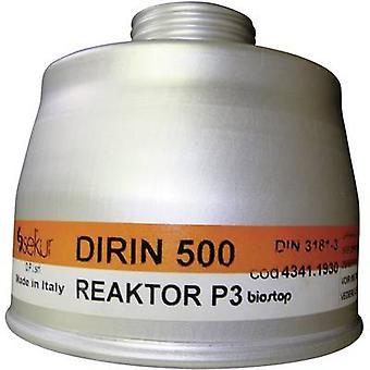EKASTU Sekur 原子炉 P3R 特殊なフィルター 422608 フィルター クラス/保護レベル: P3 1 pc(s)