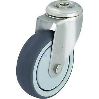 Blickle 574178 Wheel with reverse lock Ø 80 mm ball bearing for stainless steel equipment
