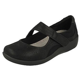 Hyvät Clarks Cloudsteppers rento kengät Sillian Bella