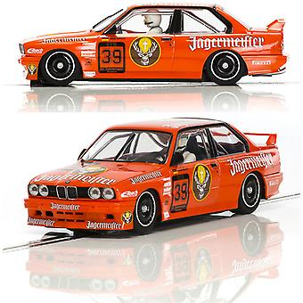 Scalextric C3899 BMW E30 M3 1988 マリオ ケッターアー DTM