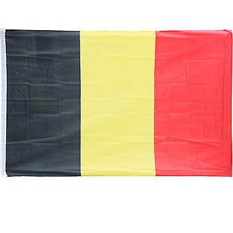 Large Belgian 5ft x 3ft 2016 Rio Olympic Games Flag  - By TRIXES