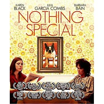 Niets speciale [DVD] USA import