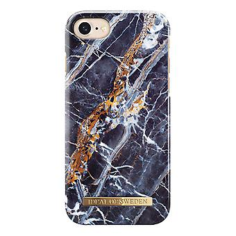 iDeal af Sverige iPhone 8/7/6 plus Shell-Midnight Marble