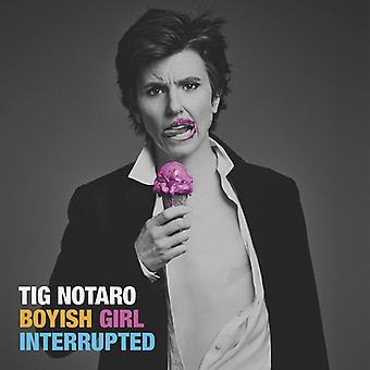 Tig Notaro - Boyish Girl Interrupted [CD] USA import