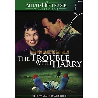 The Trouble with Harry [DVD] USA import