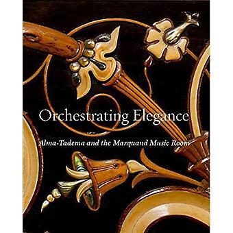 Pääsevät Elegance - Alma-Tademan ja Marquand musiikin huone Al