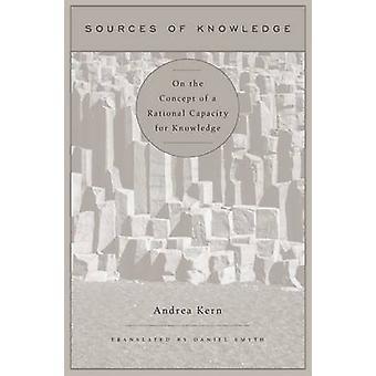 Quellen des Wissens - auf dem Konzept einer rationalen Kapazität für wissen