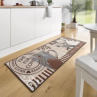 Daim cuisine coureur moment du design pour café Braun 67 x 180 cm | 102372
