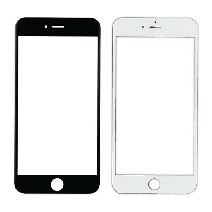 Stuff Certified® iPhone Plus 8 A + Quality Front Glass - White