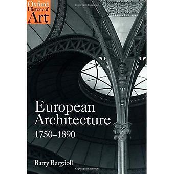 Europejskiej architektura, 1750-1890 (Oxford historii sztuki)