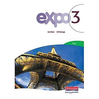 Expo 3: Libro de alumno Vert