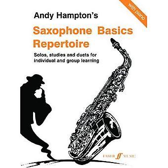 Saxophone Basics Repertoire