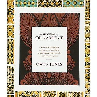 The Grammar of Ornament: A Visual Reference of Form & Colour in Architecture and the Decorative Arts