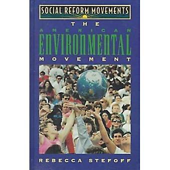 Amerikanska miljörörelsen