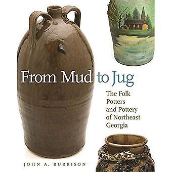 Uit de modder te kruik: de Folk Potters en aardewerk van Noordoost Georgië