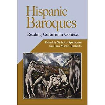 Hisoire Baroques: Cultures de lecture en contexte, Vol. 31