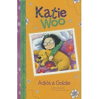 Adios une Goldie = au revoir à Goldie