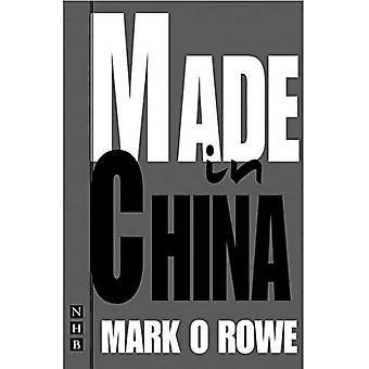 Made in China (Abbey Theatre Playscript)