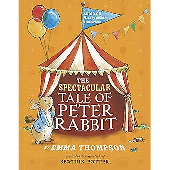 The Spectacular Tale of Peter Rabbit (Book & CD)