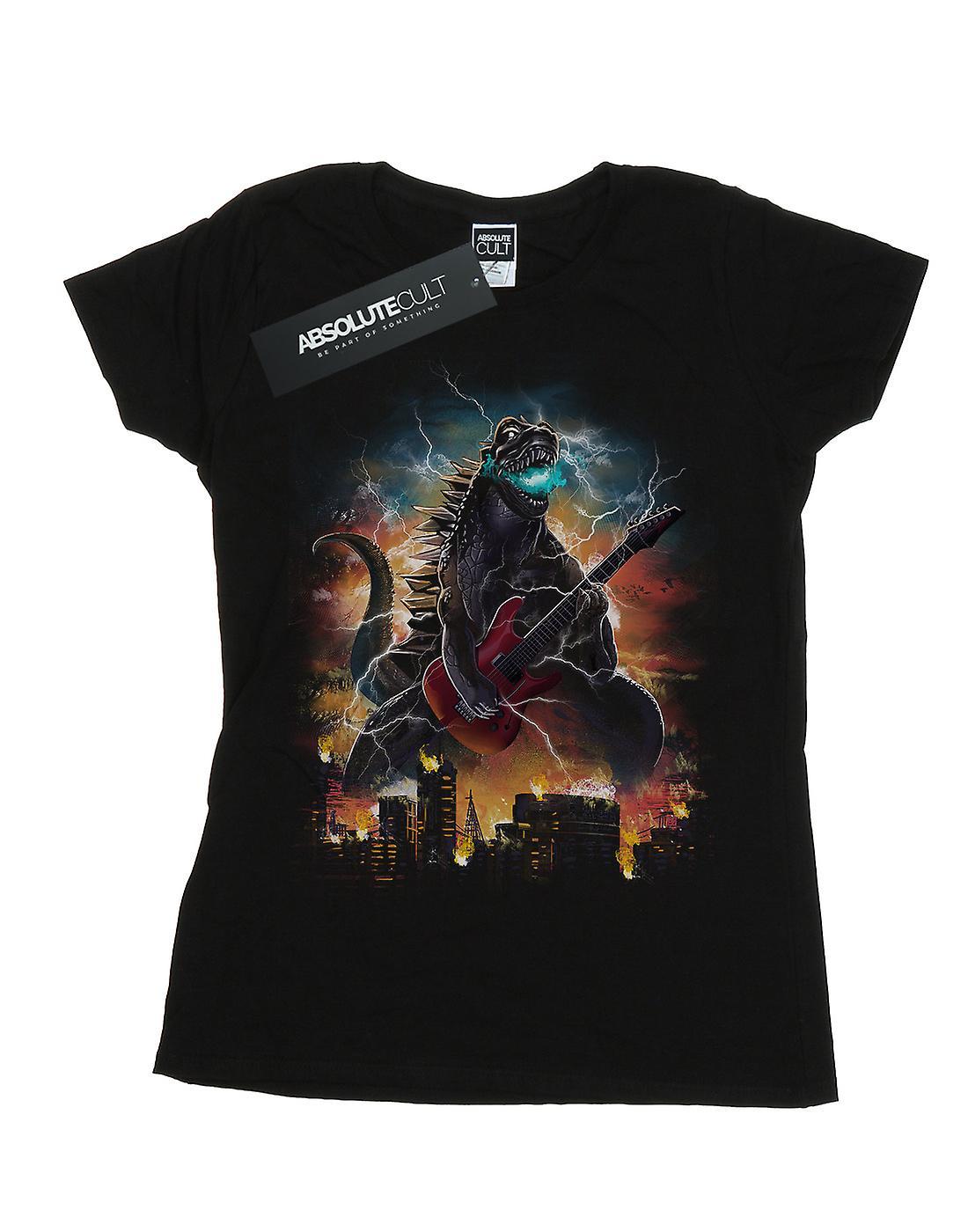 Dan Dingeroz Women's The Monster Of Rock T-Shirt
